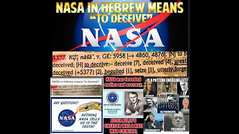 NASA The Satanic Deception