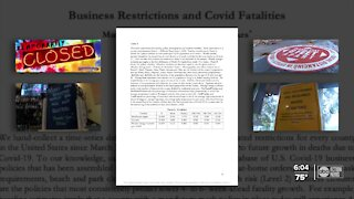 Yale professors study COVID-19 protocol effectiveness as local businesses rebound from pandemic
