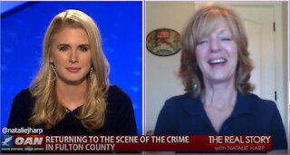 The Real Story - OAN Audit Media Coverage with Laura Baigert
