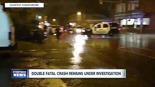 Two killed in south Buffalo car crash