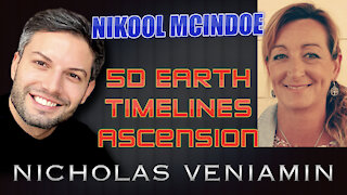 Nikool McIndoe Discusses 5D Earth, Timelines and Ascension with Nicholas Veniamin