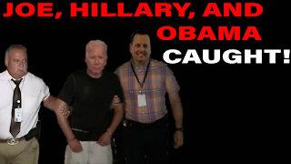 Hilarious Parody Of Sleepy Joe, Obama, And Hillary Getting Arrested!