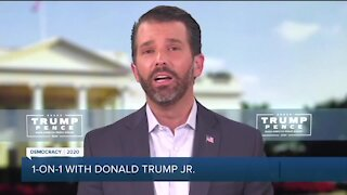 1-on-1 with Donald Trump Jr.