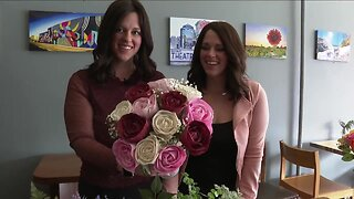 Twin sisters overcome cancer and car accident to create a business