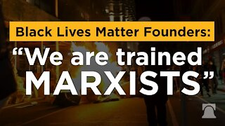 Patrisse Cullors admits to being a trained marxist
