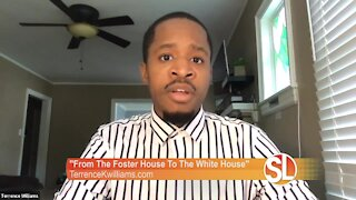 """Terrence K. Williams: """"From The Foster House To The White House"""""""