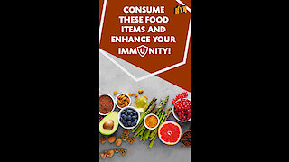 Top 4 Easily Available Food Items That Will Boost Your Immune System *
