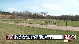 Mayor Stothert and Officials Provide Coronavirus Update
