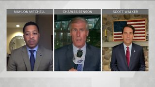 Political Panel: Discussing day two of the DNC with Scott Walker, Mahlon Mitchell