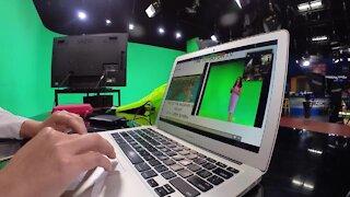 WPTV First Alert Meteorologist Kahtia Hall hosts virtual weather school