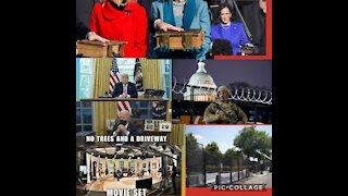 High STRANGENOUS at Biden Inauguration. SRA survivor Jesse Czebotar decodes event.