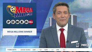 Mega Million winner in Seminole County