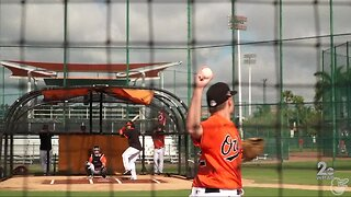 Orioles playing the waiting game