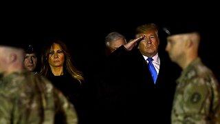 Trump Praises Deal With Afghanistan