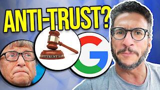 Google Antitrust Lawsuit Explained - Viva Frei Vlawg