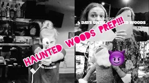 Haunted Woods Prep **EPIC HAUNTED WOODS Gabby's Gallery