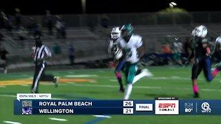 Palm Beach public schools return to football action