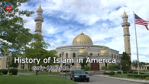 How Islam began in America || United States Muslim History