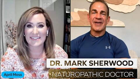 Dr. Sherwood cures over 9,000 COVID patients with his unique, holistic protocol
