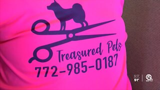 Port. St. Lucie businesses help one another