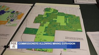 Lee County commissioners allowing mining expansion