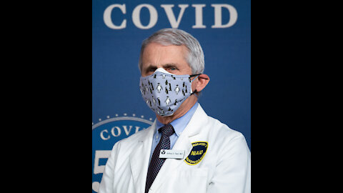 DANIEL PAYNE: ANTHONY FAUCI'S NEW COVID PROBLEM