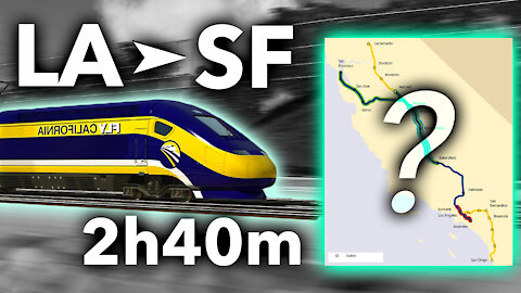 What's Happening with California's High Speed Rail Project? | Jim Patterson