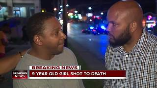 Father of 9-year-old girl speaks out after deadly shooting