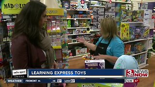 We're Open Omaha: Learning Express Toys