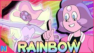 Rainbow Quartz & Their Symbolism Explained! Steven Universe