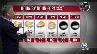 Steve Weagle updates your forecast