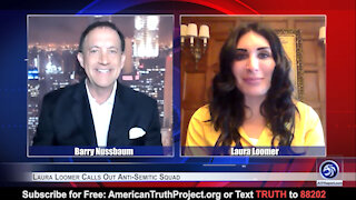 Laura Loomer Calls Out Anti-Semitic Squad