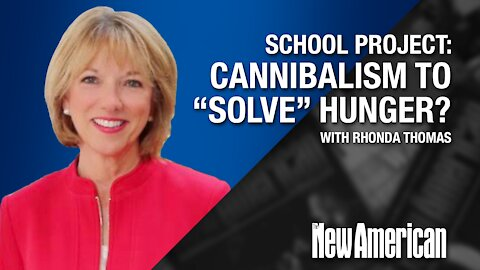 EATING BABIES? Georgia School Has Teens 'Solve' Hunger With Cannibalism