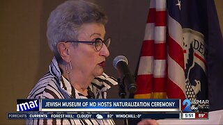 Jewish Museum of Maryland hosts Naturalization Ceremony