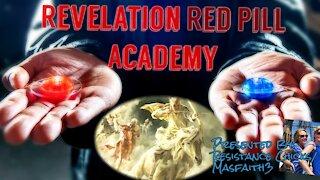 REVELATION RED PILL ACADEMY 11: REVELATION EXPLAINED 7 EYES, 7 SPIRITS OF GOD, 2 WITNESSES, 1 STONE