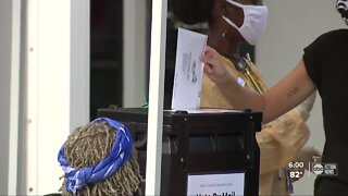 No major issues at Primary polls