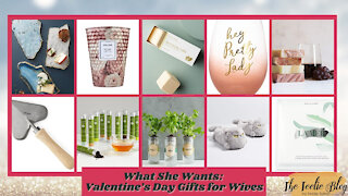 The Teelie Blog | What She Wants: Valentine's Day Gifts for Wives | Teelie Turner