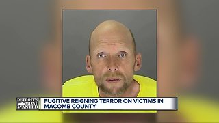 Detroit's Most Wanted: David Bosel wanted for Macomb Co. crime spree