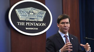 President Trump Fires Defense Secretary Mark Esper