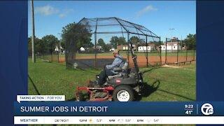 Detroit Hosting Summer Job Fair