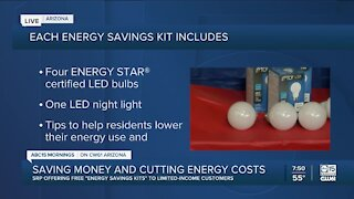 Saving money and cutting energy costs