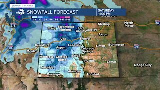 Prepare for windy weather this weekend and mountain snow