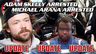 Adamson BBQ - Adam Skelly & Michael Arana Arrest Update