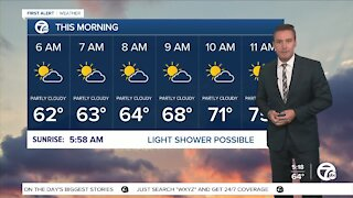 Metro Detroit Forecast: The heat is back; heavy rain this weekend