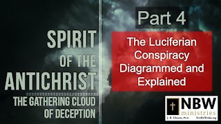 Spirit of the Antichrist Part 4 (The Luciferian Conspiracy Diagrammed and Explained)