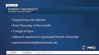 Lee County Schools host Parent University