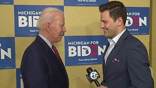 One-on-one interview with Joe Biden