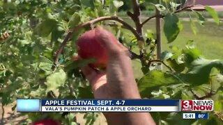 Apple Festival Sept. 4-7
