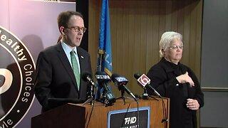 Tulsa Health, County, City Officials Provide Coronavirus Update Friday