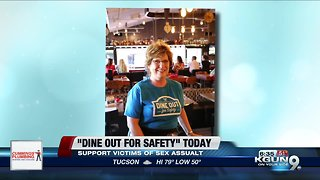 Restaurants supporting sexual assault victims